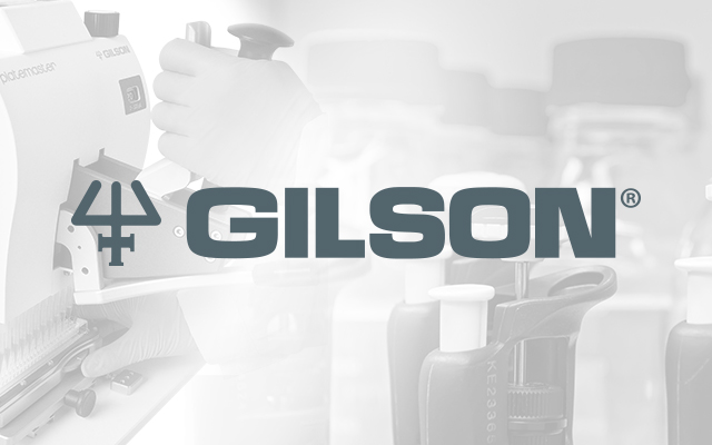 gilson lab equipment