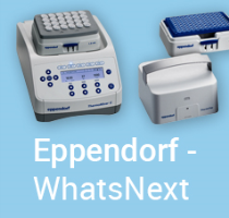 Eppendorf WhatsNext New Products & Promotions VIEW NOW