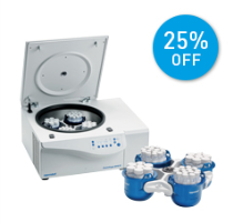 Eppendorf 5810/5810R Centrifuge Packages 25% OFF