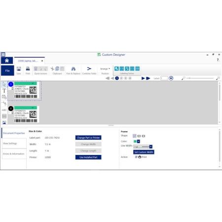 LAB0120 Display Image