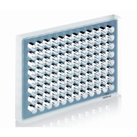 Hellma Quartz 96 Well Microplate